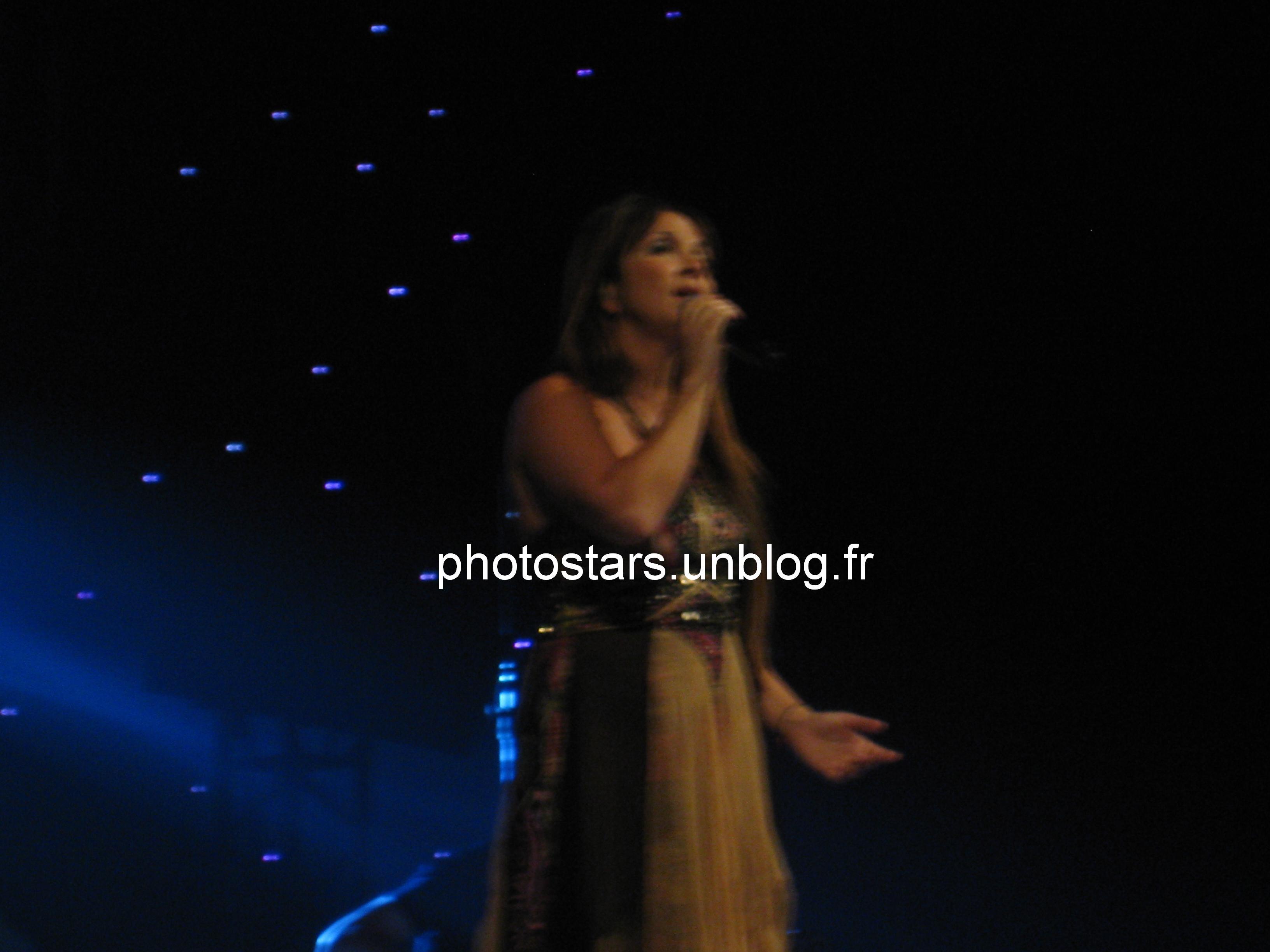 Hélène Segara en concert